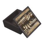 Bassoon Keys Premium Jewelry Box