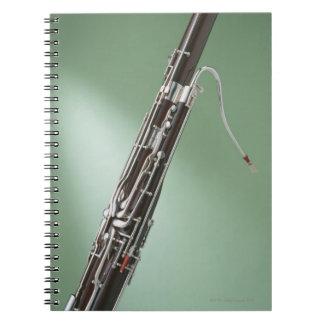 Bassoon Libros De Apuntes Con Espiral