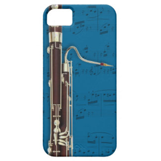 Bassoon & music phone case. Pick color iPhone SE/5/5s Case