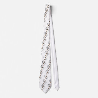 Bassoon Neck Tie