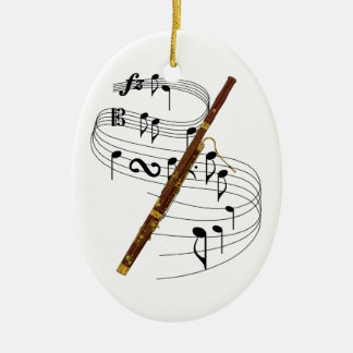 Bassoon Ornament