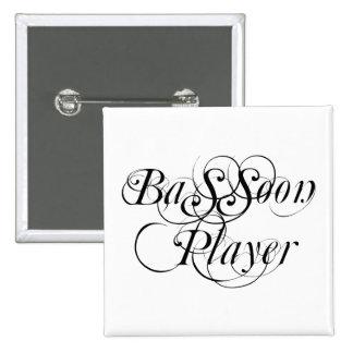 Bassoon Player Buttons