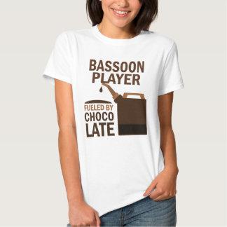 Bassoon Player (Funny) Chocolate Tee Shirt