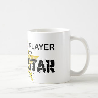 Bassoon Player Rock Star by Night Coffee Mug