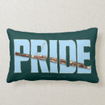 Bassoon PRIDE Throw Pillow
