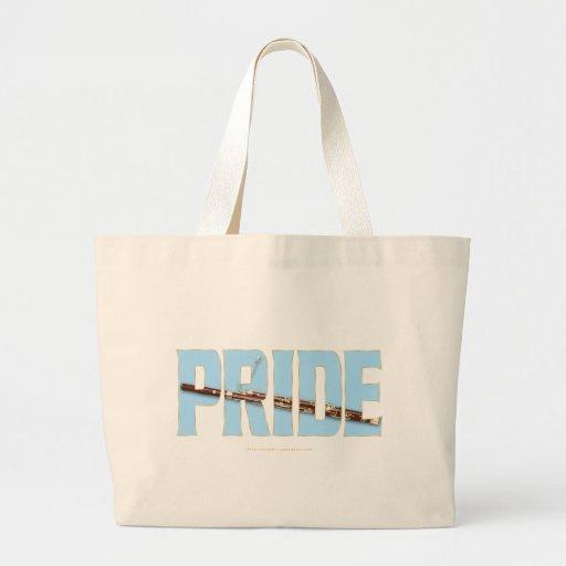 Bassoon Pride Tote Bags
