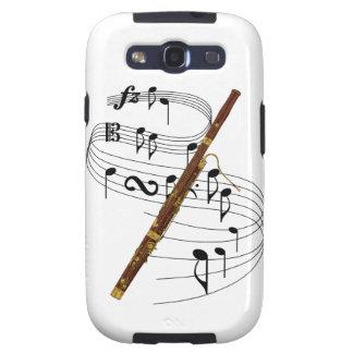 Bassoon Samsung Galaxy S3 Cases
