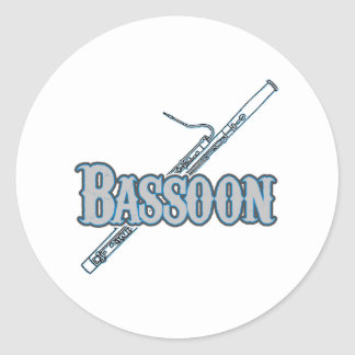 Bassoon Stickers
