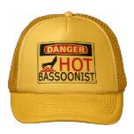 Bassoonist caliente gorras de camionero
