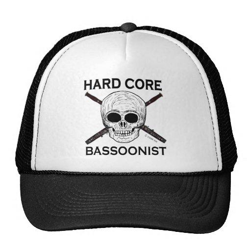 ¡Bassoonist del núcleo duro! Gorros