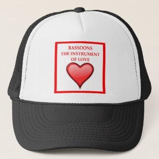 BASSOONS TRUCKER HAT