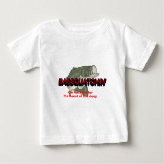 Bassquatchin Baby T-Shirt