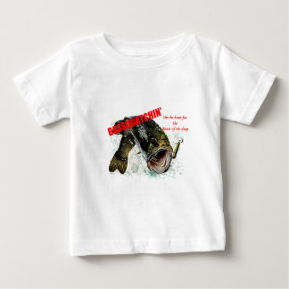 Bassquatchin on the hunt baby T-Shirt