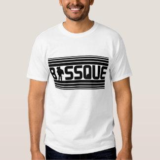 Bassque - Retro Standing Man Tee Shirt