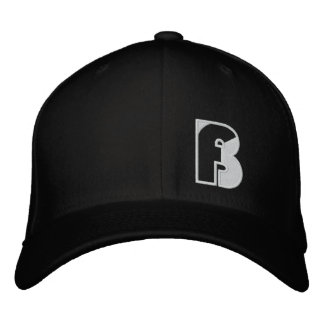 BASStard Fishing Logo Hat Embroidered Hats