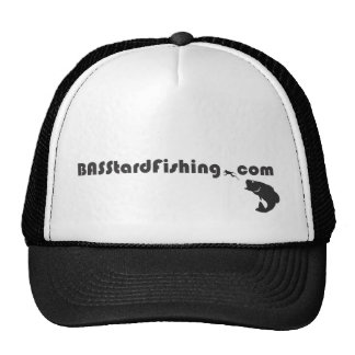 BASStard Fishing Trucker Hat