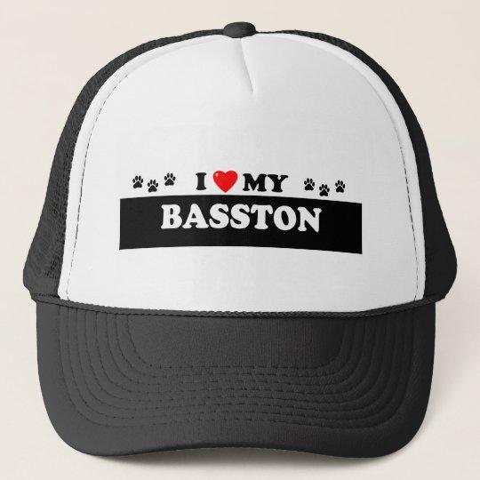 BASSTON TRUCKER HAT