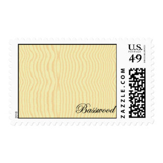 Basswood Postage