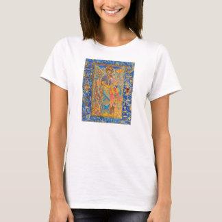 Bast (Art on Front / Plain Back) T-Shirt