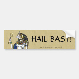 Bast  Bumper Sticker