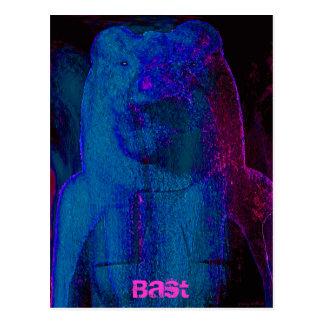 Bast Postcard