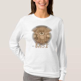 Bast Sepia 2 Ladies Long Sleeve Shirt