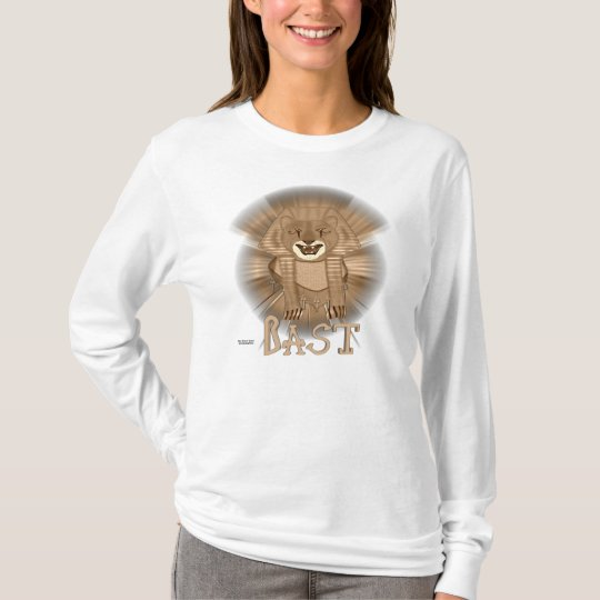 Bast Sepia 2 Ladies Long Sleeve Shirt