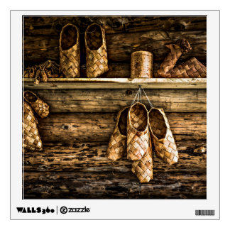 Bast Shoes For Sale Wall Decal