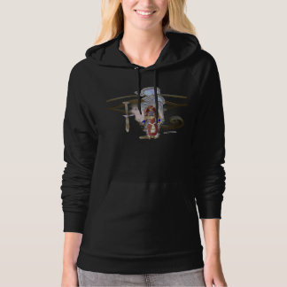 Bast Whisps Ladies Hoodie