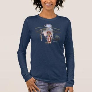 Bast Whisps Ladies Long Sleeve Shirt