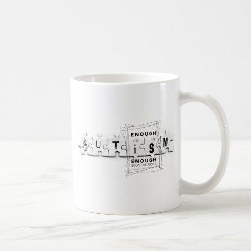 Bastante es bastante taza de café