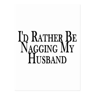Bastante marido de la queja postal