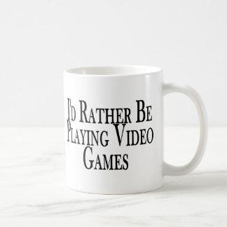 Bastante videojuegos del juego taza
