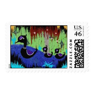 Bastard Brood Stamp Sheet