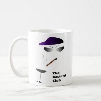 Bastard Club Coffee Mug