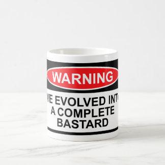 Bastard Coffee Mugs