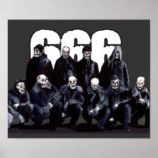 Bastard Sons of Satan Poster