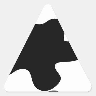 bastard triangle sticker