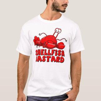 Bastardo de los crustáceos playera