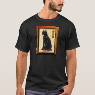 BASTET ~ Cat God T-shirt