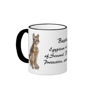 Bastet Ringer Coffee Mug