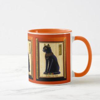 Bastet or Bast ~ Ancient Egyptian Cat God Mug