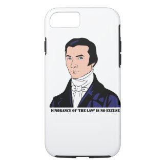 Bastiat iPhone Case