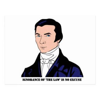 Bastiat Postcard