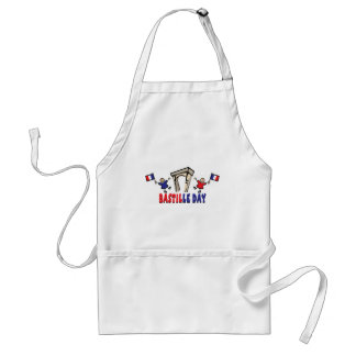 Bastille Day! Adult Apron
