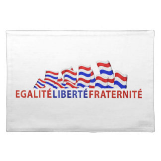 Bastille Day American MoJo Placemats