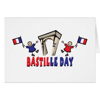 Bastille Day! Card