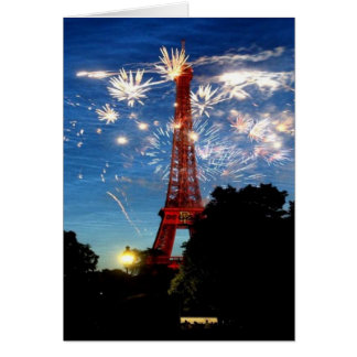bastille day card