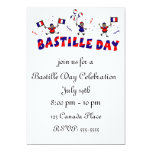 Bastille Day Invitation