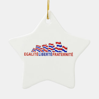 Bastille Day Ornament